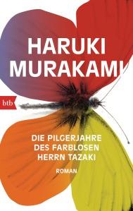Die Pilgerjahre des farblosen Herrn Tazaki von Haruki Murakami