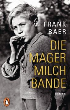 Die Magermilchbande von Frank Baer