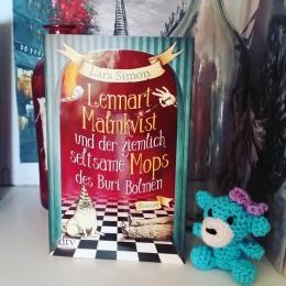Lars Simon - Lennart Malmkvist und der ziemliche seltsame Mops des Buri Bolmen