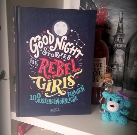 Elena Favilli & Francesca Cavallo – Good Night Stories for Rebel Girls