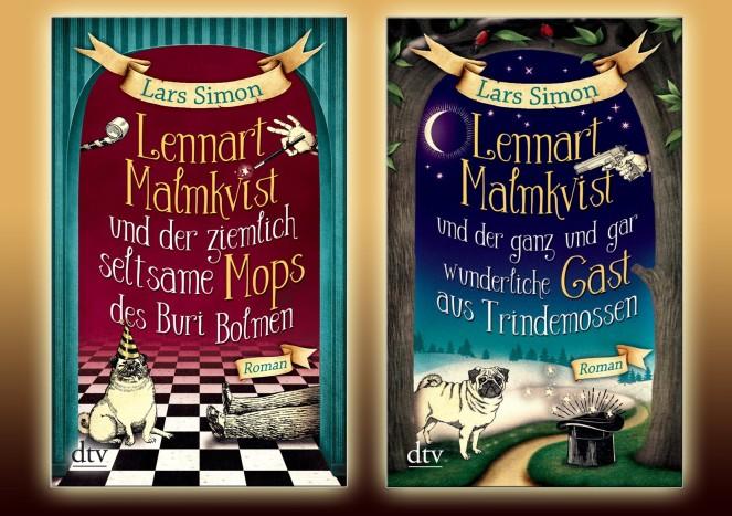 LennartMalmkvist_Bände