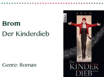 rezensionen__0004_Brom Der Kinderdieb Genre_ Roman