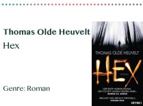 rezensionen__0007_Thomas Olde Heuvelt Hex Genre_ Roman