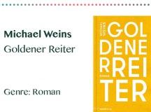 rezensionen__0012_Michael Weins Goldener Reiter Genre_ Roman