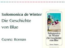 rezensionen__0015_Solomonica de Winter Die Geschichte von Blue Genre_ Roman