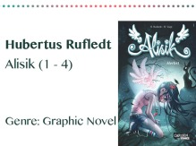 rezensionen__0027_Hubertus Rufledt Alisik (1 - 4) Genre_ Graphic Novel