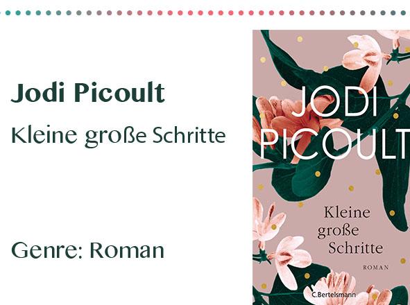 rezensionen__0033_Jodi Picoult Kleine große Schritte Genre_ Roman