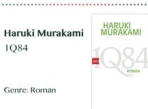 rezensionen__0042_Haruki Murakami 1Q84 Genre_ Roman