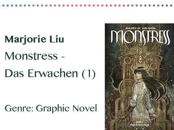 rezensionen__0050_Marjorie Liu Monstress - Das Erwachen (1) Genre_ Graphic Novel Kopie