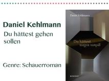 rezensionen__0053_Daniel Kehlmann Du hättest gehen sollen Genre_ Schauerroman