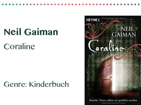 rezensionen__0058_Neil Gaiman Coraline Genre_ Kinderbuch