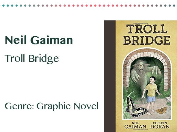 rezensionen__0059_Neil Gaiman Troll Bridge Genre_ Graphic Novel
