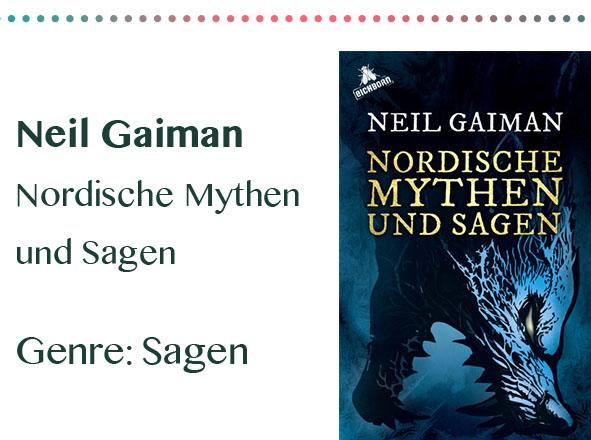 rezensionen__0060_Neil Gaiman Nordische Mythen und Sagen Genre_ Sagen