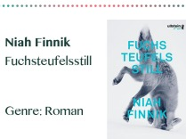 rezensionen__0064_Niah Finnik Fuchsteufelsstill Genre_ Roman