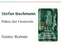 rezensionen__0069_Stefan Bachmann Palast der Finsternis Genre_ Roman