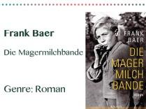 rezensionen__0072_Frank Baer Die Magermilchbande Genre_ Roman
