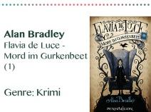 rezensionen__0076_Alan Bradley Flavia de Luce - Mord im Gurkenbeet (1) Genre_ R