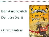 rezensionen__0082_Ben Aaronovitch Der böse Ort (4) Genre_ Fantasy