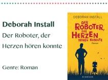 rezensionen__0003_Deborah Install Der Roboter, der Herzen hören konnte Genre_ Ro