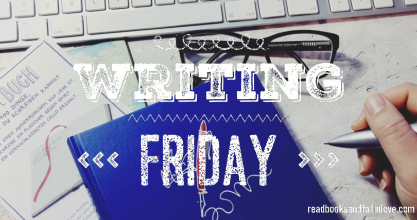 [Writing Friday] Wolkenfische — Buchperlenblog