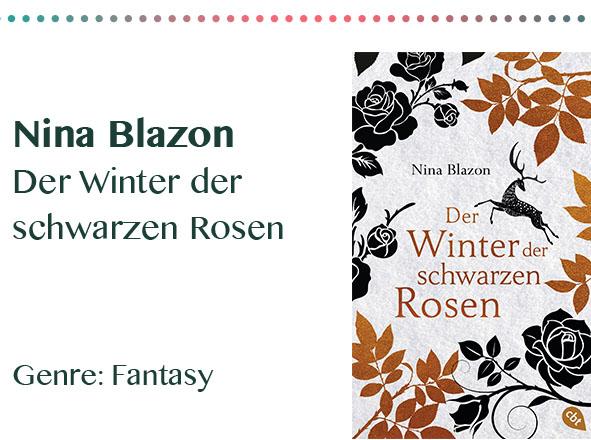 rezensionen__0003_Nina Blazon Der Winter der schwarzen Rosen Genre_ Fantasy