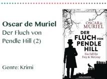 rezensionen__0004_Oscar de Muriel Der Fluch von Pendle Hill (2) Genre_ Krimi
