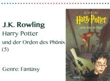 rezensionen__0010_J.K. Rowling Harry Potter und der Orden des Phönix Genre_ Fant
