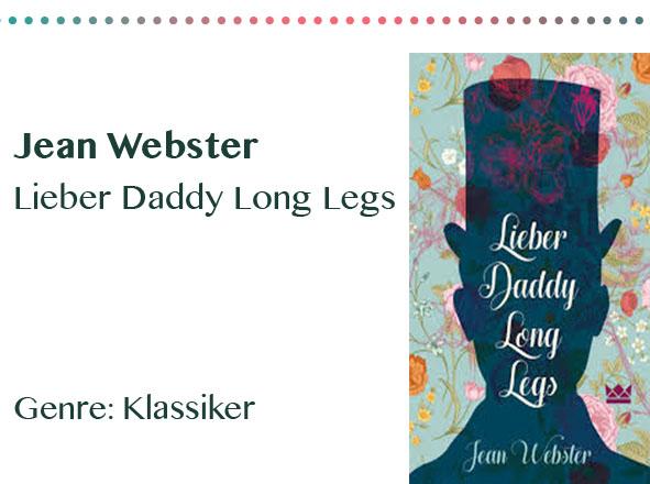 rezensionen__0011_Jean Webster Lieber Daddy Long Legs Genre_ Klassiker
