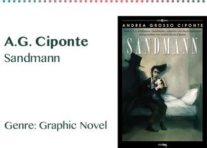 A.G. Ciponte Sandmann Genre_ Graphic Novel