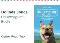 Belinda Jones Unterwegs mit Bodie Genre_ Road-Trip