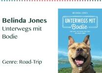 Belinda Jones Unterwegs mit Bodie Genre_ Road-Trip