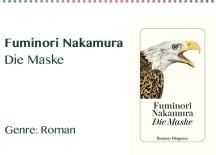 Fuminori Nakamura Die Maske Genre_ Roman