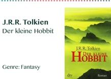 J.R.R. Tolkien Der kleine Hobbit Genre_ Fantasy