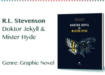 R.L. Stevenson Doktor Jekyll & Mister Hyde Genre_ Graphic Nove