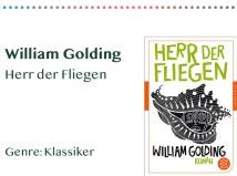 _0007_William Golding Herr der Fliegen Genre_ Klassiker Kopie
