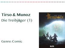 _0046_Tirso & Munoz Die Treibjäger (1) Genre_ Comic Kopie