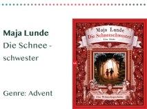 _0011_Maja Lunde Die Schnee - schwester Genre_ Advent