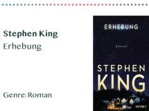 _0013_Stephen King Erhebung Genre_ Roman