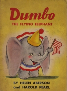 Dumbo flying elephant
