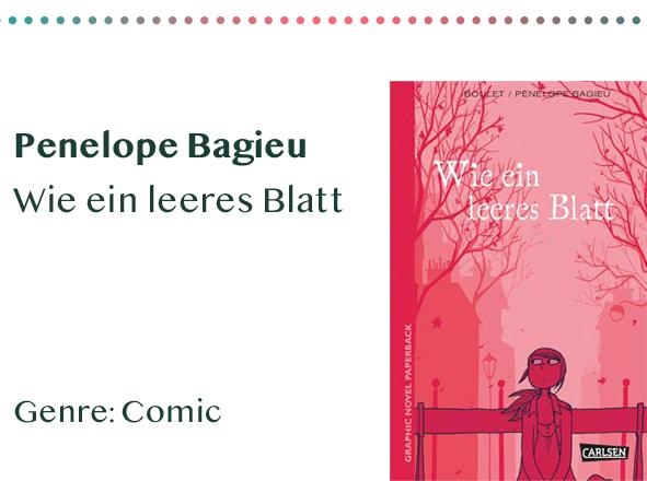 sammlung_rezensionen_0012_Penelope Bagieu Wie ein leeres Blatt Genre_ Comic Kopie