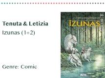 sammlung_rezensionen_0013_Tenuta & Letizia Izunas (1+2) Genre_ Comic Kopie