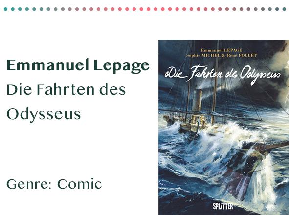 sammlung_rezensionen_0009_Emmanuel Lepage Die Fahrten des Odysseus Genre_ Comic Kopie