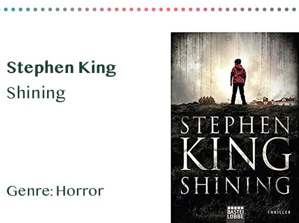 sammlung_rezensionen_0012_Stephen King Shining Genre_ Horror Kopie