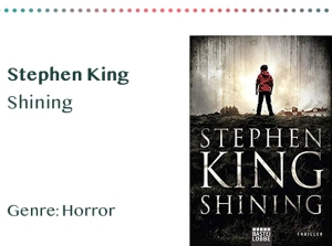 sammlung_rezensionen_0012_Stephen King Shining Genre_ Horror Kopie