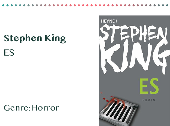 sammlung_rezensionen_0015_Stephen King ES Genre_ Horror Kopie