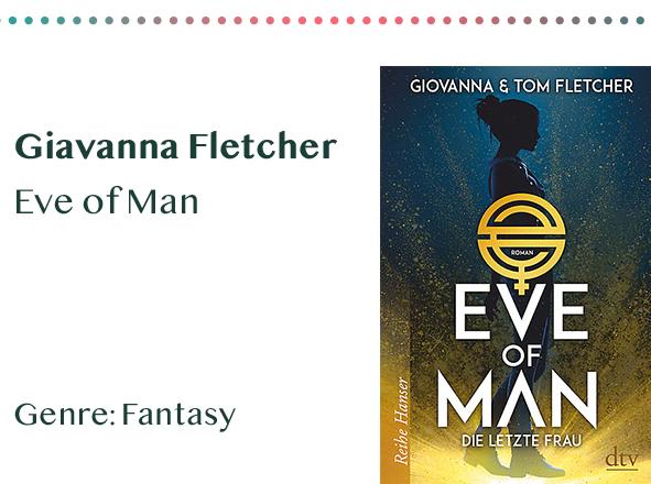 sammlung_rezensionen_0019_Giavanna Fletcher Eve of Man Genre_ Fantasy Kopie