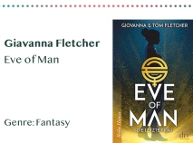 sammlung_rezensionen_0019_Giavanna Fletcher Eve of Man Genre_ Fantasy Kopie