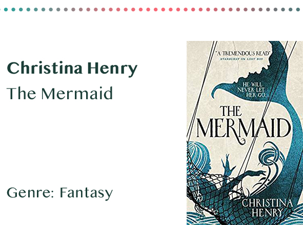 sammlung_rezensionen_0028_Christina Henry The Mermaid Genre_ Fantasy Kopie
