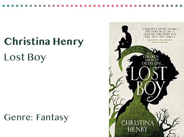 sammlung_rezensionen_0029_Christina Henry Lost Boy Genre_ Fantasy Kopie