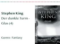 sammlung_rezensionen_0033_Stephen King Der dunkle Turm - Glas (4) Genre_ Fantasy Kopie